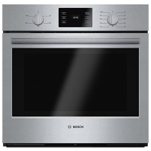 Bosch 500 Series 30-Inch Built-In Single Wall Oven with Thermal Cooking
