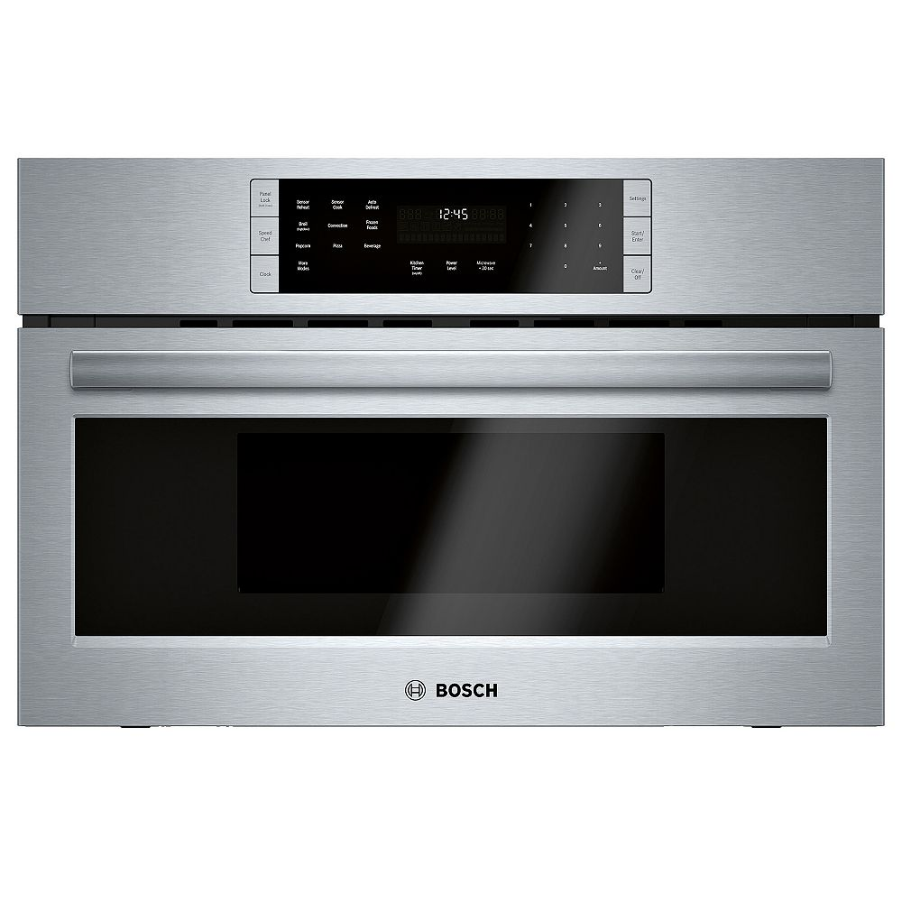 Bosch 800 Series - 30 inch Built In Speed Oven/Convection Microwave - 240V