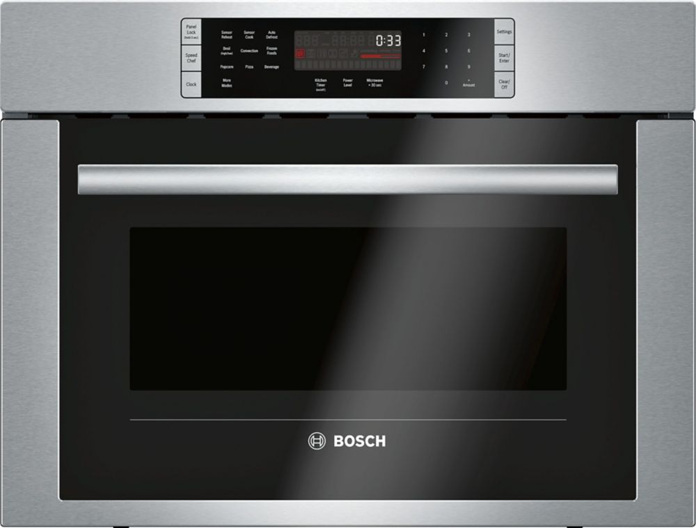500 Series - 24 inch Built In Speed Oven/Convection Microwave - 120V