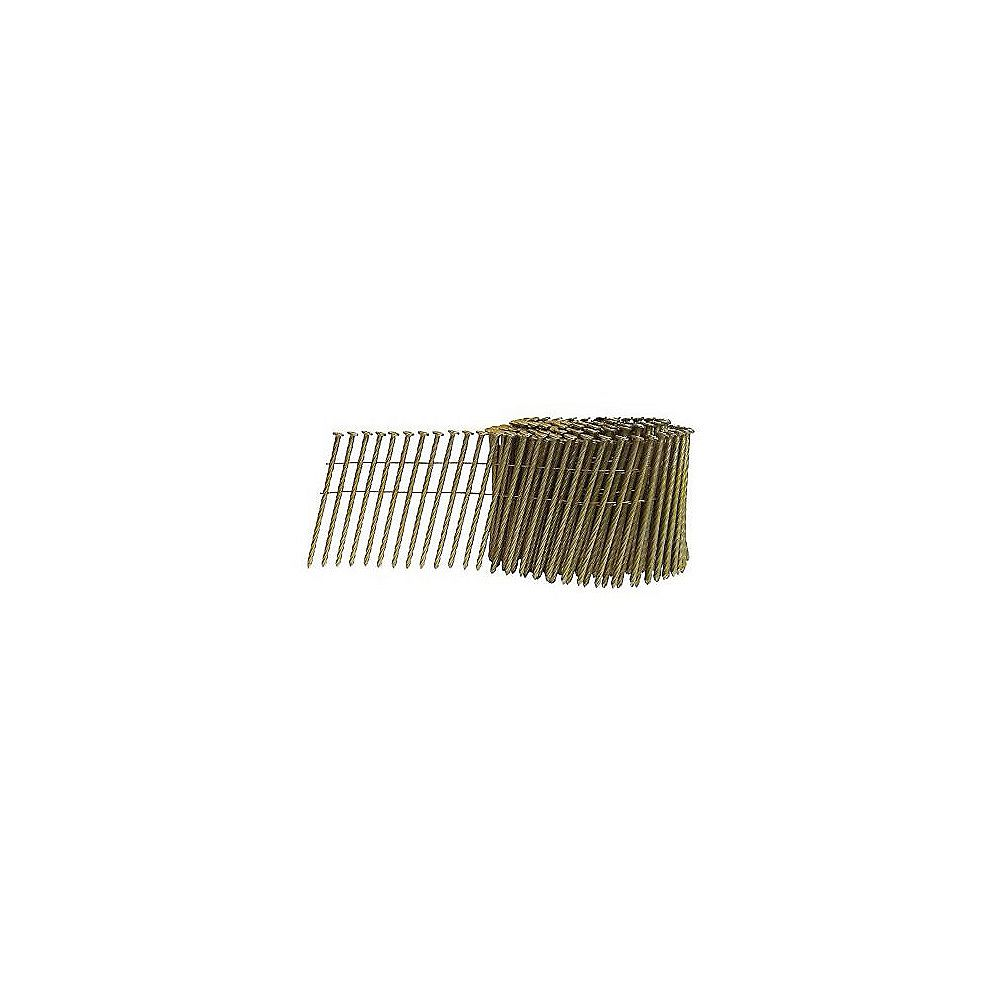 DEWALT DeWalt 3 1/4-inch Galvanized Coil Nails (2700 qty)