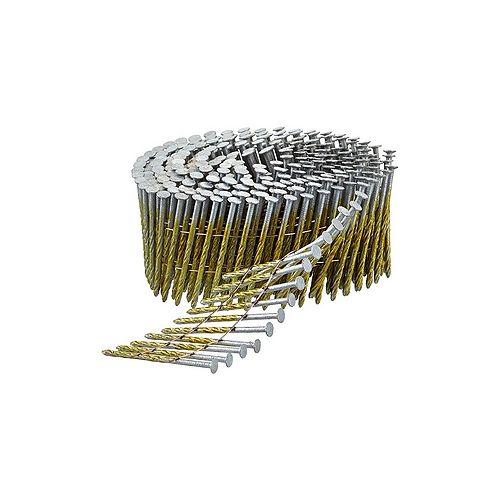 2 1/4-inch Coil Nail Galvanized