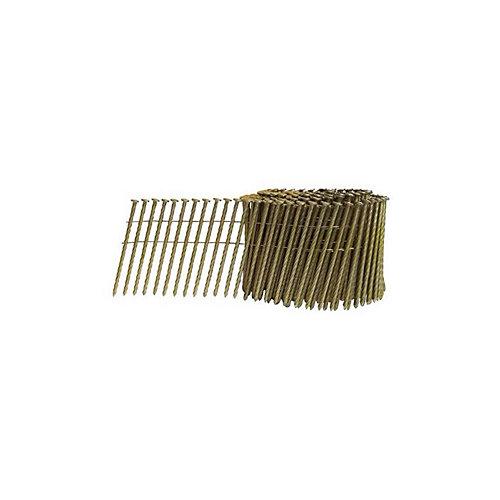 3 1/4-inch Coil Nail Galvanized