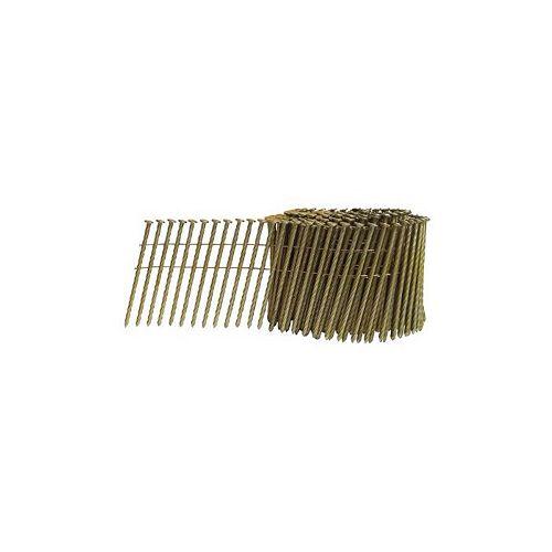 3 1/4-inch Coil Nail Brite