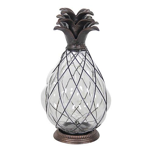Lanterne en forme d'ananas, 13 po