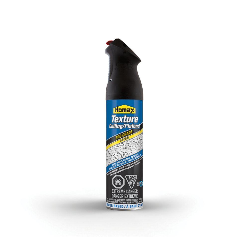 Homax Pro Grade Texture popcorn pour plafond à base d'eau 396 g / 14 oz-4175
