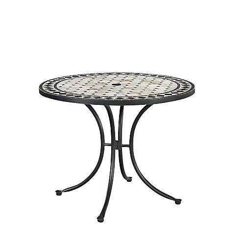 Table de salle à manger en marbre