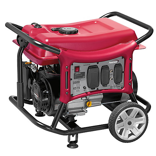 CX Series 3500W Gasoline Portable Generator