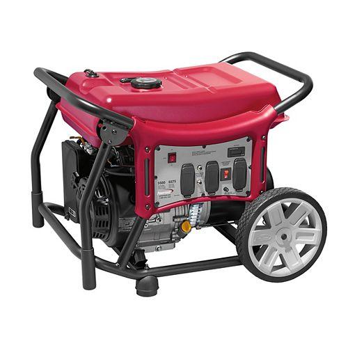 CX Series 5500W Gasoline Portable Generator
