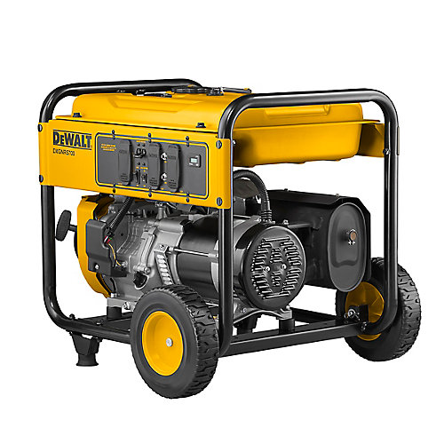 5700W Gas Powered Portable Generator