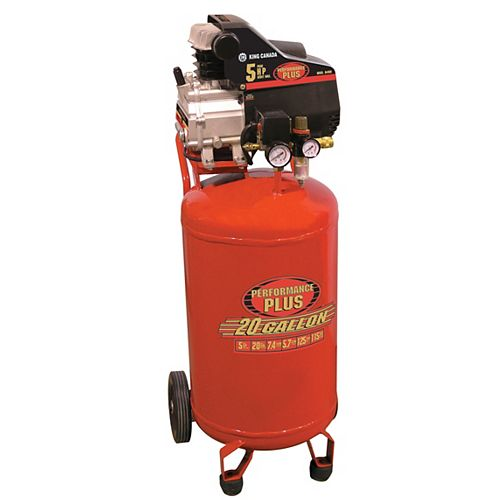 5 Peak HP Air Compressor