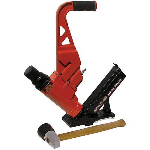 2 in 1  2 Inch Flooring Stapler/Cleat Nailer Kit