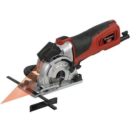 3 1/2 Inch Mini Plunge Saw Kit