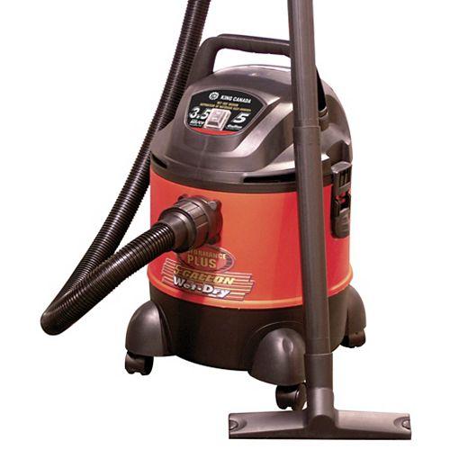 5 Gallon Wet Dry Vacuum