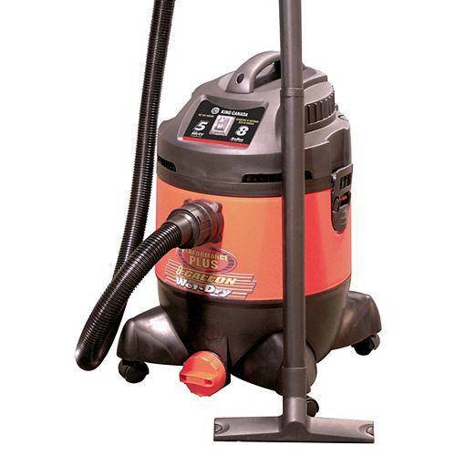 8 Gallon Wet Dry Vacuum