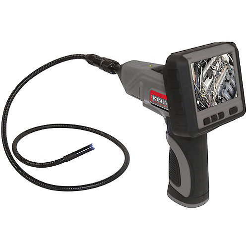 Wireless Inspection Camera with Zoom