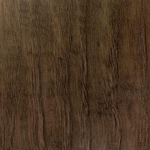 Échantillon, Plancher, 10 mm x 6 po, stratifié, Caryer gris foncé