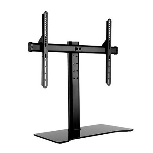 Universal Tabletop Stand for 32 inch to 55 inch Flat Panel TV (LCD8407BLK)