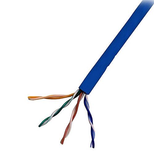 Electronic Master 1000 pieds câble, Bleu