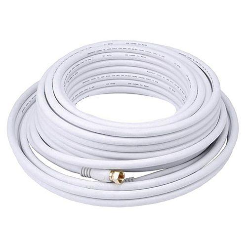Digiwave 50 ft. RG6 câble coaxial (RG621050WF)