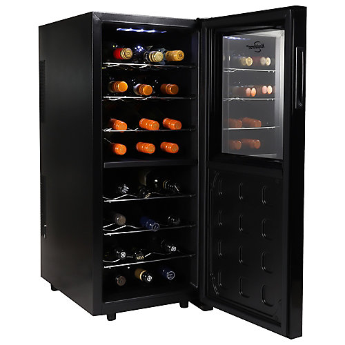 Urban 24-Bottle Dual Zone Wine Cellar