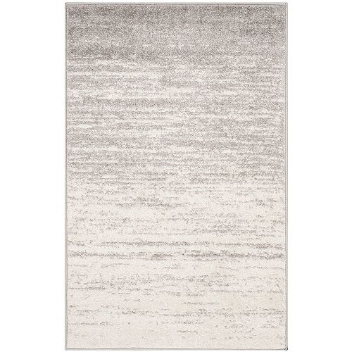 Safavieh Adirondack Brian Ivory / Silver 2 ft. 6 inch x 4 ft. Indoor Area Rug