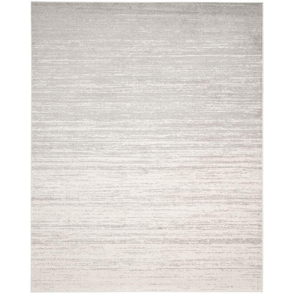 Safavieh Adirondack Brian Ivory / Silver 8 ft. x 10 ft. Indoor Area Rug