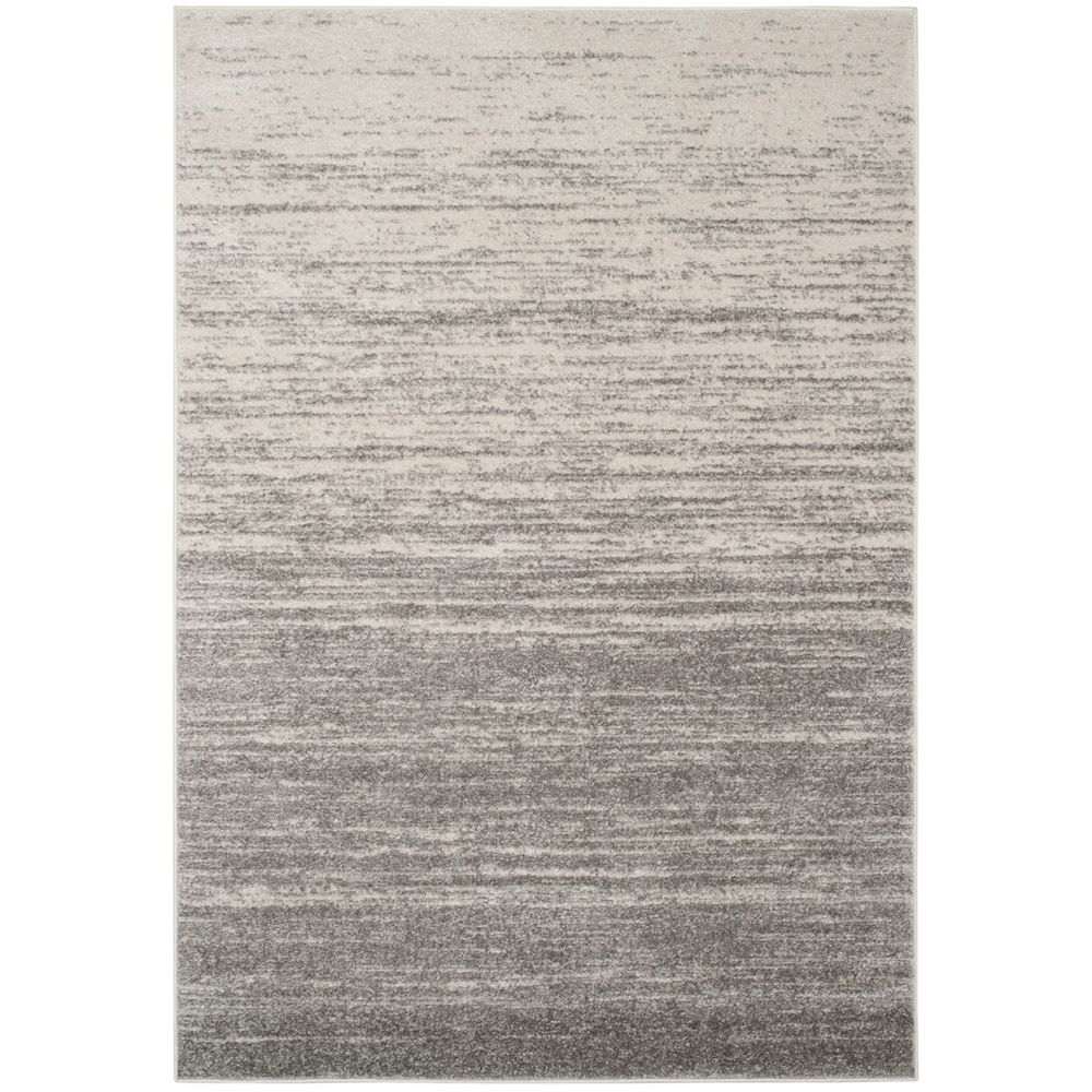 Safavieh Adirondack Brian Light Grey / Grey 8 ft. x 10 ft. Indoor Area Rug