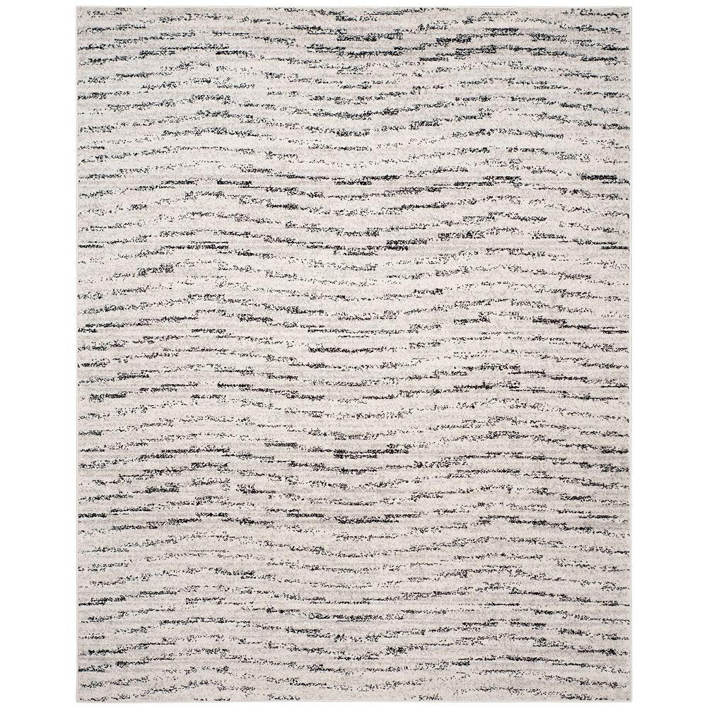 Safavieh Adirondack Leonard Ivory / Silver 6 ft. x 9 ft. Indoor Area Rug
