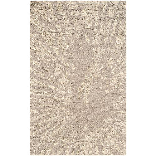 Safavieh Bella Tara Winter Taupe 3 ft. x 5 ft. Indoor Area Rug