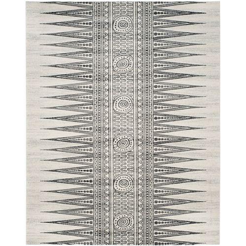 Safavieh Evoke Sabrina Ivory / Grey 8 ft. x 10 ft. Indoor Area Rug