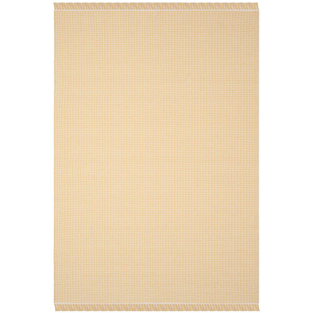 Safavieh Montauk George Ivory / Yellow 4 ft. x 6 ft. Indoor Area Rug