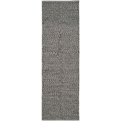 Tapis de passage d'intérieur, 2 pi 3 po x 7 pi, Montauk Phoebe, gris / multi