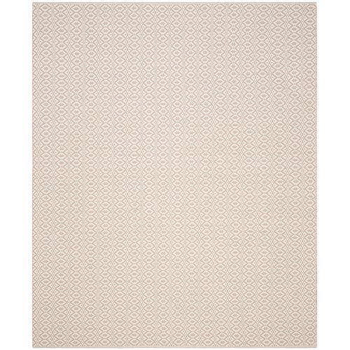 Tapis d'intérieur, 8 pi x 10 pi, Montauk Cole, ivoire / beige