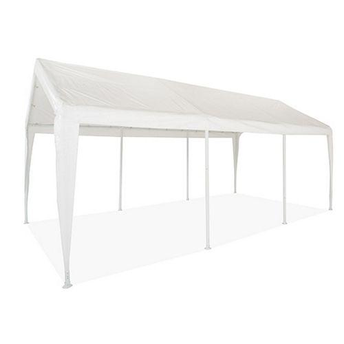 10 ft. x 20 ft. 8-Leg Carport or General Purpose Canopy