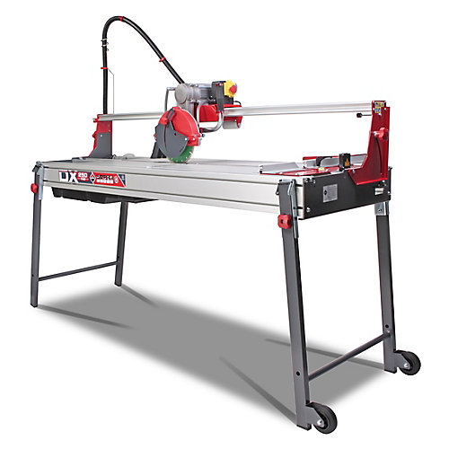 DX-250 Plus 1000 120-Volt Laser and Level Tile Saw