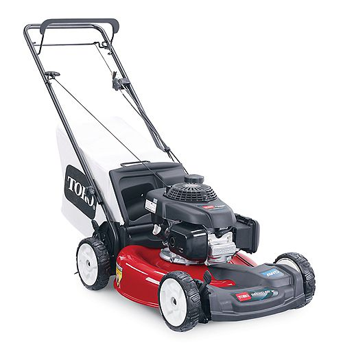 Recycler 21-inch All-Wheel Drive Self-Propelled Mower with Honda Engine