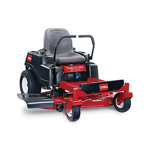 TimeCutter SS4200 42 inch 452cc Zero-Turn Riding Mower with Smart Speed