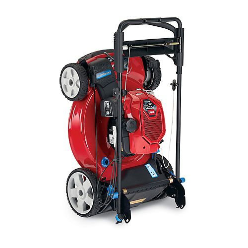 Recycler 22-inch SmartStow Briggs and Stratton PoweReverse Personal Pace Gas Walk Behind Mower