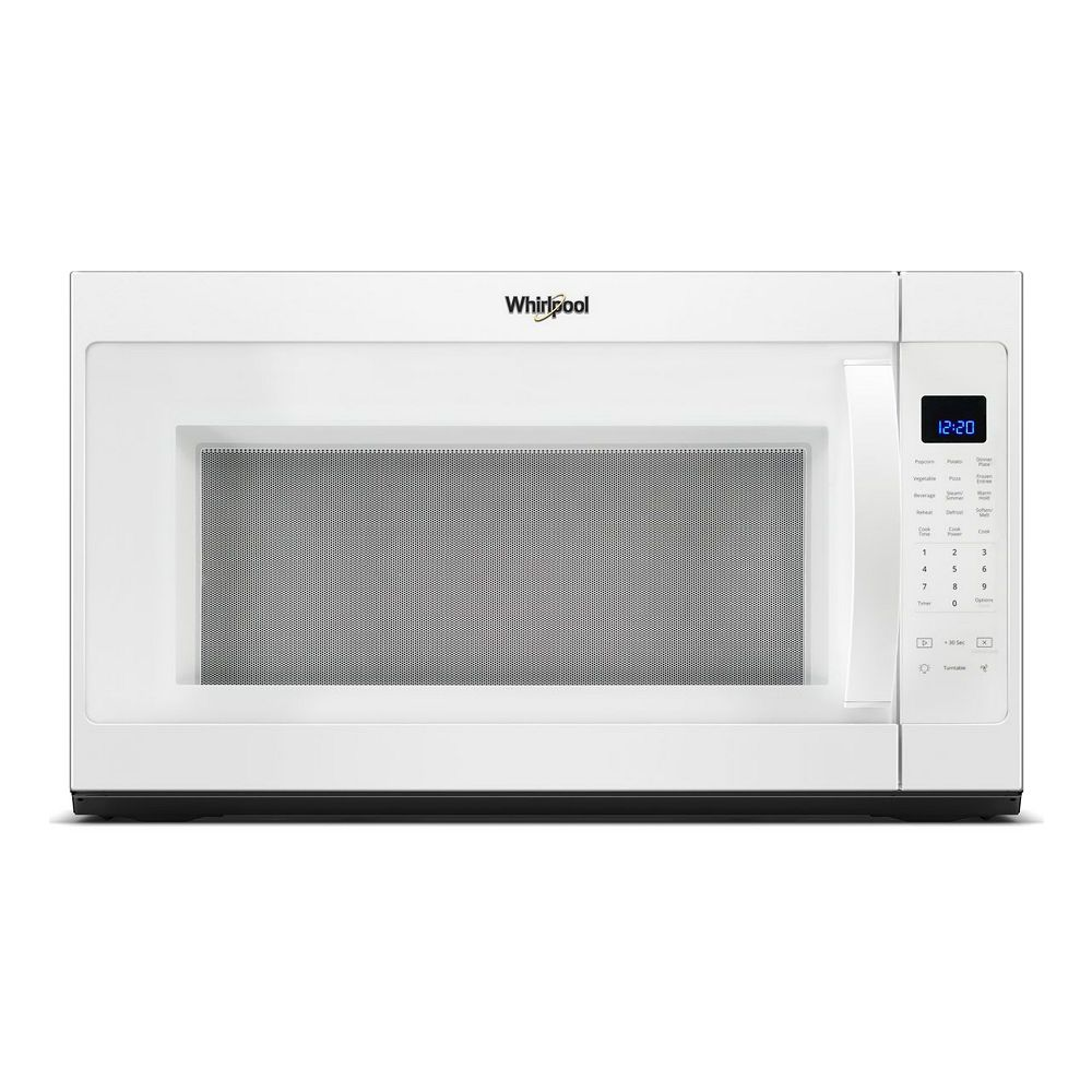 Whirlpool 2.1 cu. ft. Over the Range Microwave in White