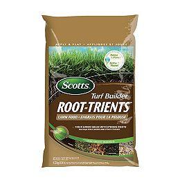 Turf Builder Root-Trients Lawn Food 27-0-4, 4.33kg (300m2, 3,229 ft²)