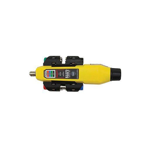 Klein Tools Coax Explorer 2 with Remote Kit