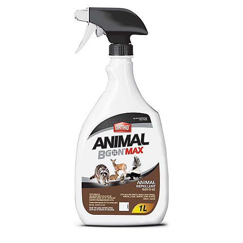 Animal B Gon Max 1 L Ready-To-Use Animal Repellent