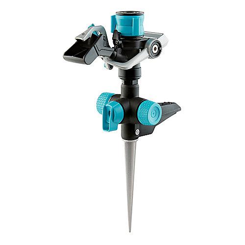 Heavy Duty Circular Sprinkler with Spike Base