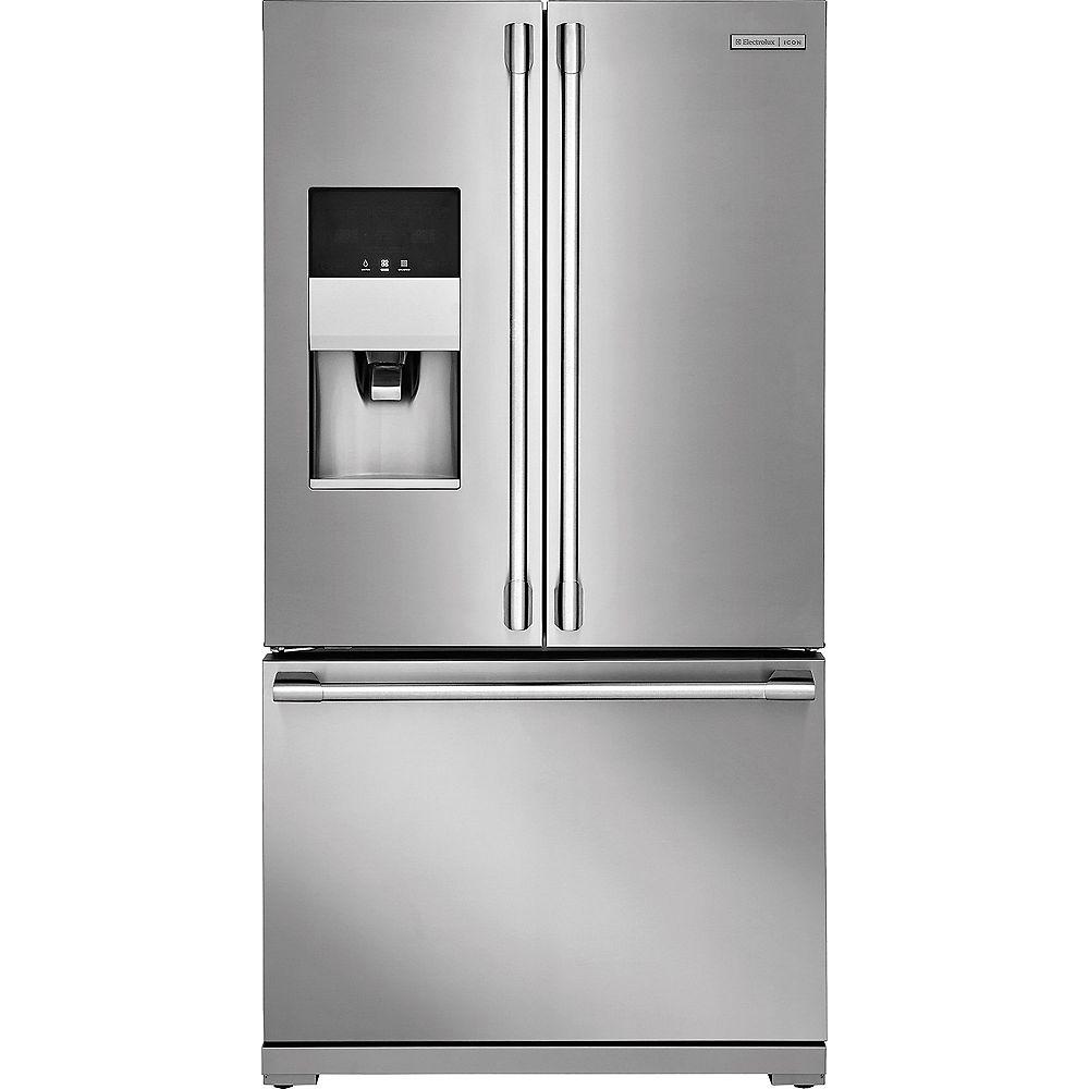 Electrolux ICON Réfrigérateur de 36 po W 21,5 pi. cu. en acier inoxydable à montage inférieur