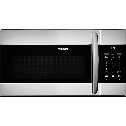 30-inch W 1.5 Cu. Ft. Over the Range Microwave in Smudge-Proof Stainless Steel