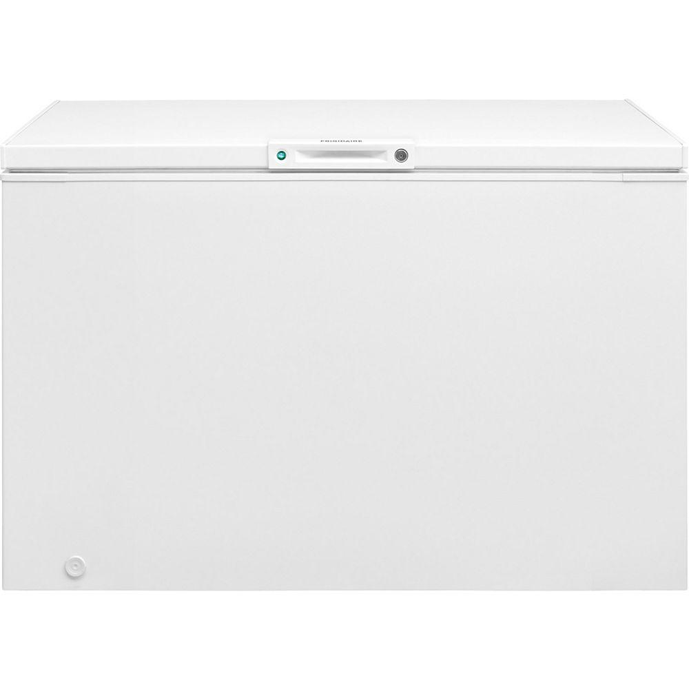 Frigidaire 12.8 cu. ft. Chest Freezer in White
