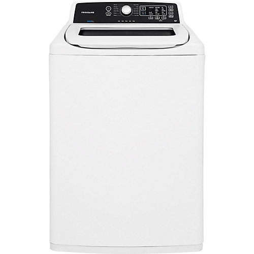 4.7 cu. ft. High Efficiency Top Load Washer in White
