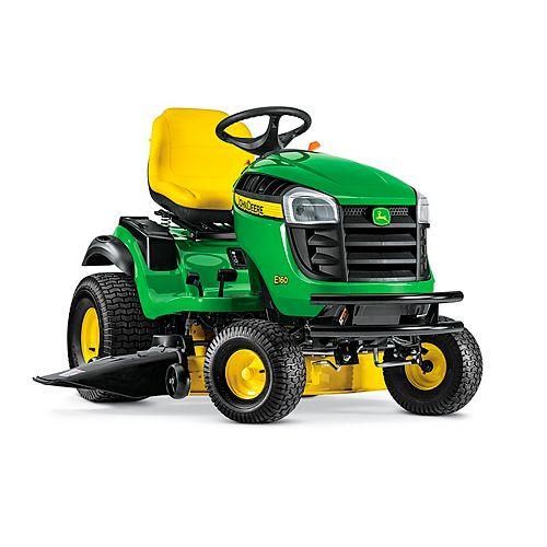 E160 48-inch 24 HP V-Twin ELS Gas Hydrostatic Lawn Tractor