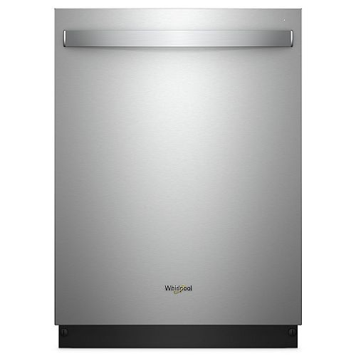 Top Control Dishwasher in Stainless Steel, 51 dBA - ENERGY STAR®