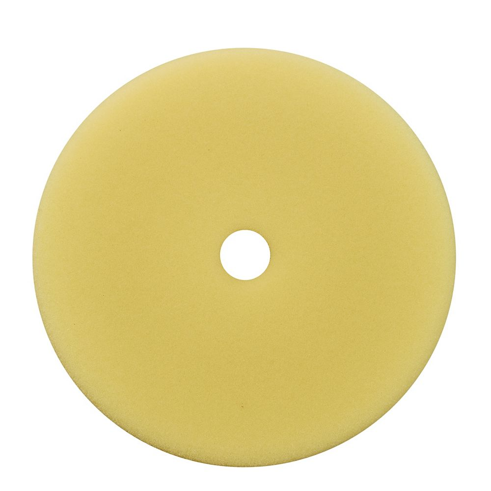 Milwaukee Tool 7 inch Yellow Foam Polishing Pad
